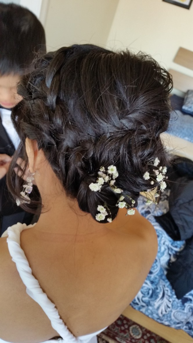 hair ivy